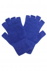 Angora-Fingerhandschuhe ohne Kuppen