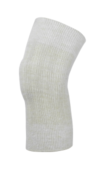 Leichte Gelenkwärmer mit Wolle/Seide