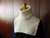 Rollkragen-Einsatz als intensiver Halsschutz